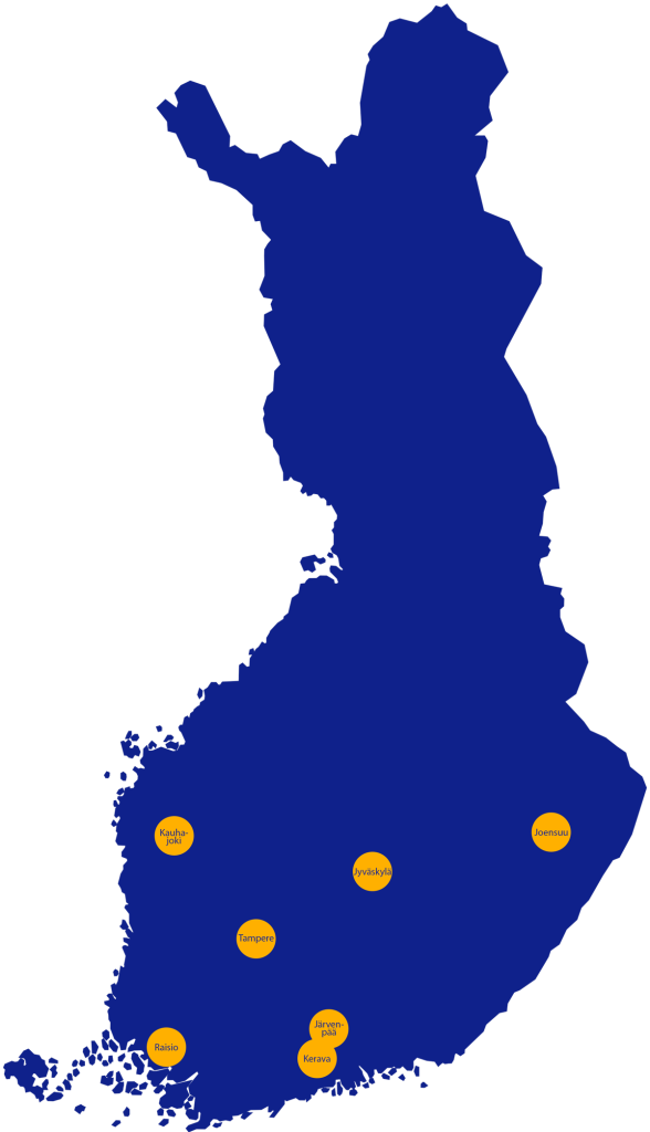 Finnsiirto Jälleenmyyjät